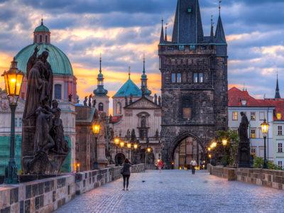 Praga Puente de Diciembre 4 noches 492€