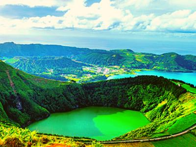 Islas Azores para amantes de la naturaleza